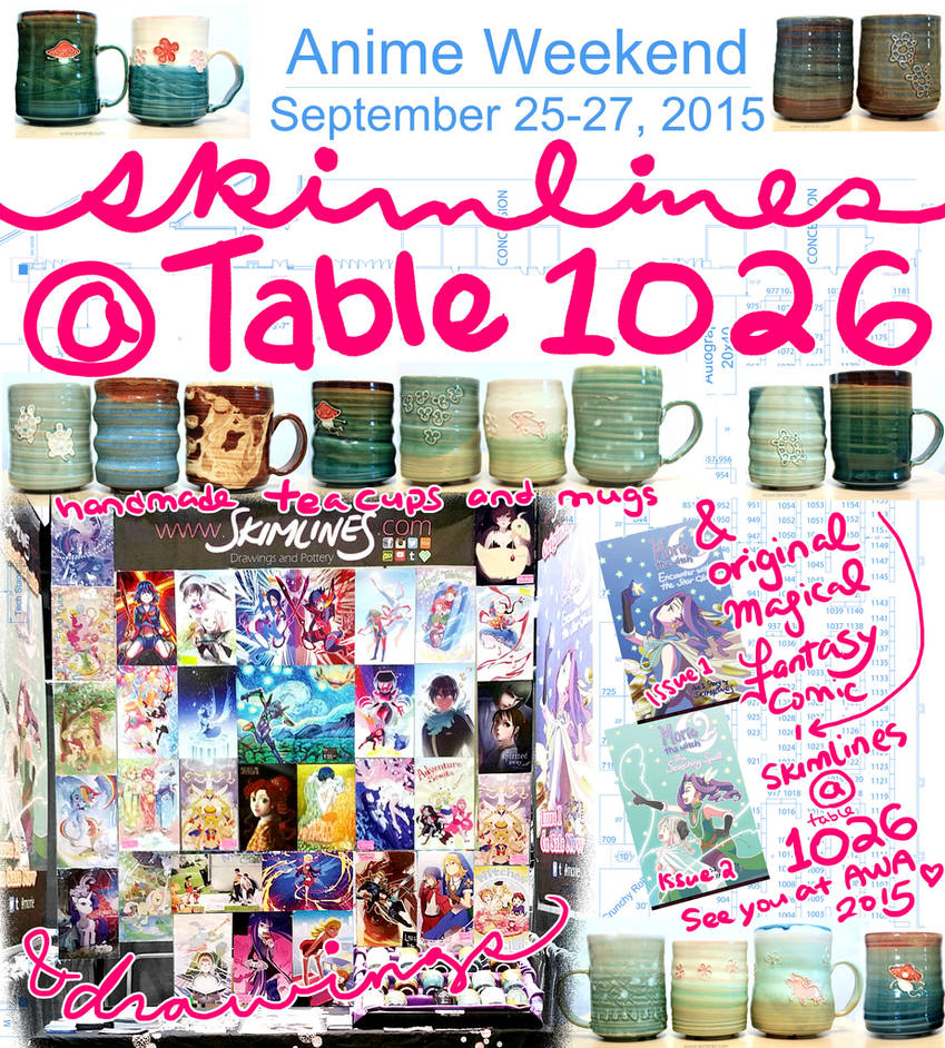 AWA table 1026 by skimlines