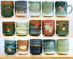 Tea cups from the 04282016 batch