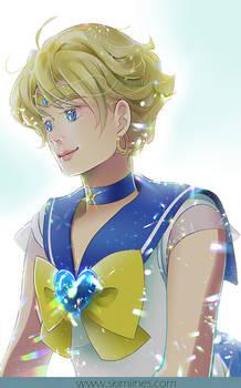 Sailor Uranus is loved by everyone