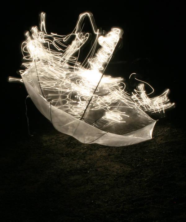 Light Painting by erinzinsky