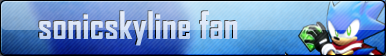Sonicskyline Fan Button by ALEANADX-2