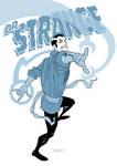 Art Challenge 1 Dr. Strange