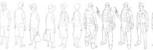 G.I. Joe Renegades Characters