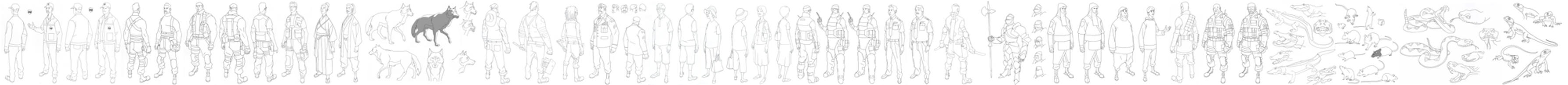 G.I. Joe Renegades Characters by dusty-abell