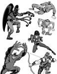more 60's marvel bad guys