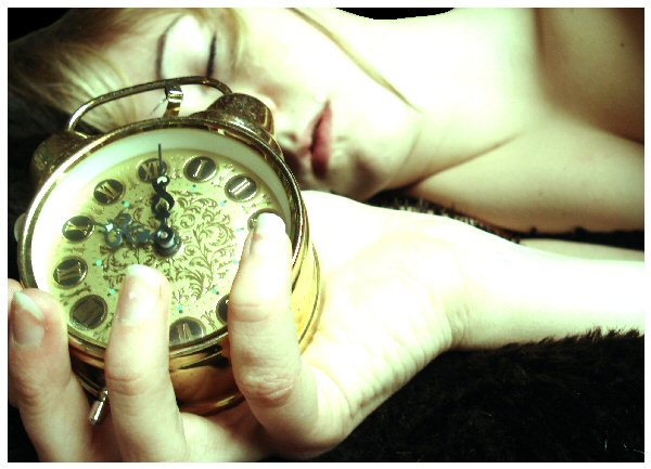 .alarm clock II