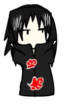 Akatsuki Sasuke by OwlsRuleThisWorld