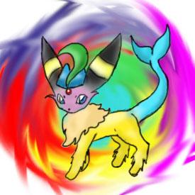 Neon: Eeveelution Fusion! by mistreke