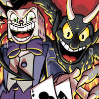 Mr. King Dice and The Devil by GniratnaMleirA