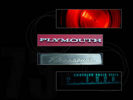 Plymouth Barracuda by redbandana