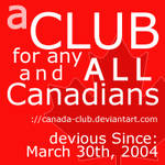 Deviant ID for the Canada Club