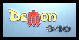 Demon 340 by redbandana