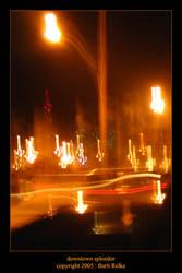 downtown splendor by redbandana