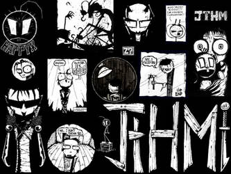 JTHM Collage by redbandana