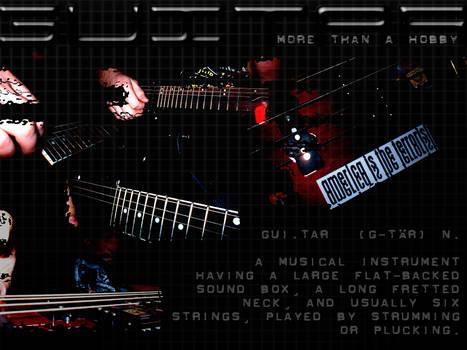 Guitar - More than a Hobby