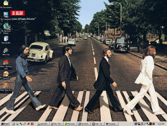 Abbey Road Screenshot by redbandana