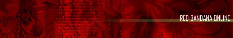 red bandana online header