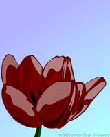 Mathematical Flower 2 by redbandana