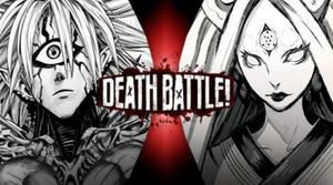 Boros VS Kaguya