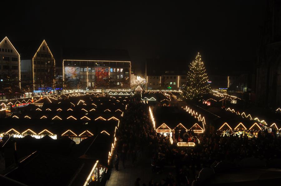 christmas market ulm