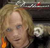 Dustfinger Icon by Inkheart-Club