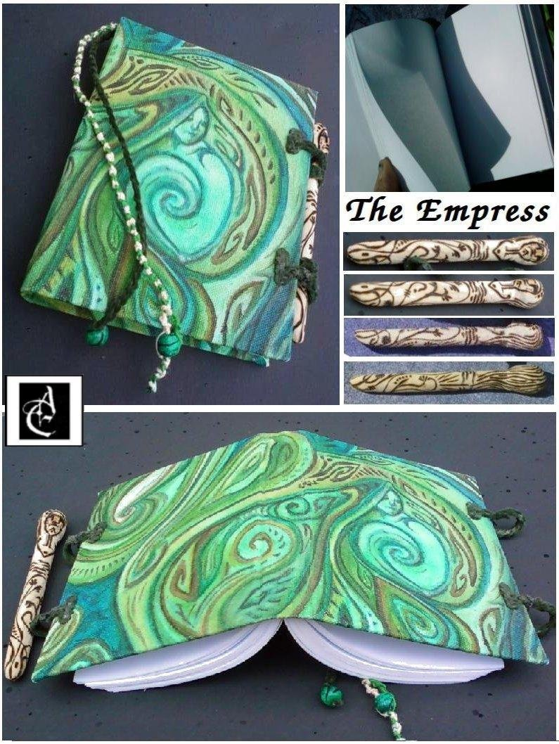 Empress Journal by AnnEnchanted