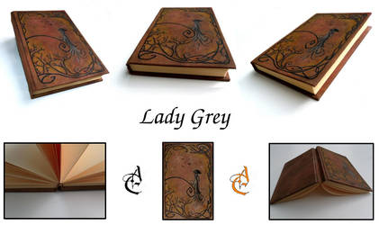 LadyGrey by AnnEnchanted