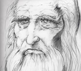 Da Vinci by ivaug