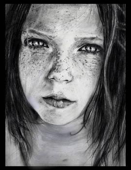 Freckles like stars