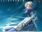Fate-Stay Night - Saber