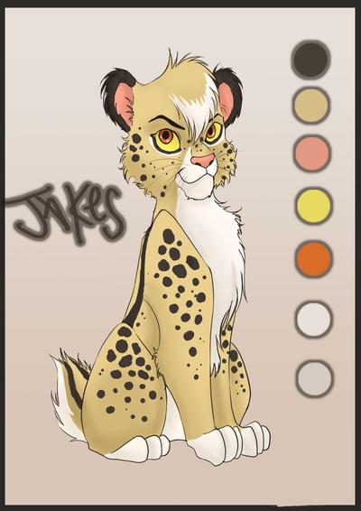 Jakes OC by Nouka