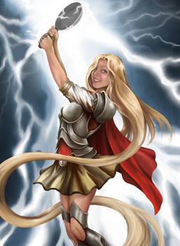 Princess Avengers: THOR