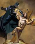 Batman vs. Jesus