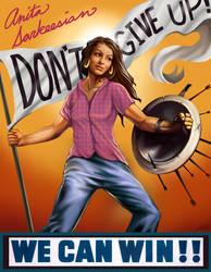 Anita Sarkeesian Poster