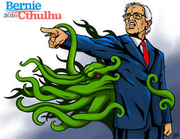 The Running Mate- Bernie by Christopher-Stoll