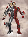 Ironman Deconstructed by Christopher-Stoll