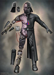 Vader Deconstructed by Christopher-Stoll