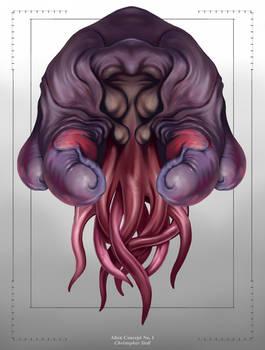Alien Concept No. 1- Extuliti