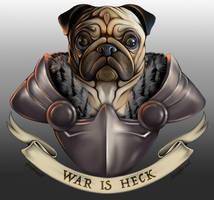 Doggo of War- Pug