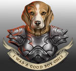 Doggo of War- Beagle