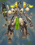 Orisa Deconstructed by Christopher-Stoll