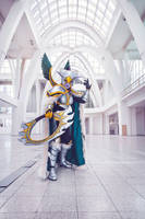 Maiev Shadowsong cosplay by Ivanitko