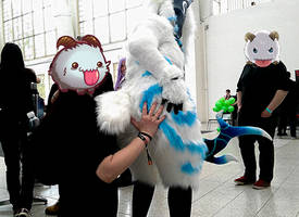 Kindred cosplay - that ass by Ivanitko