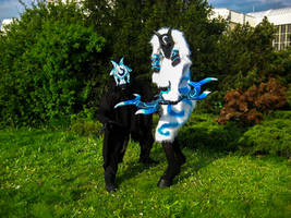 Kindred cosplay by Ivanitko