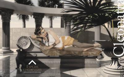 Wallpaper cIII refIV: Cleopatra 1 by EspejosCircunflejos