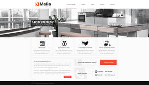 Layout for cleaning company