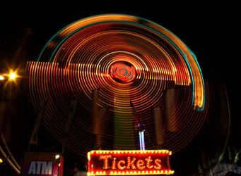 Tickets by StephCarmel