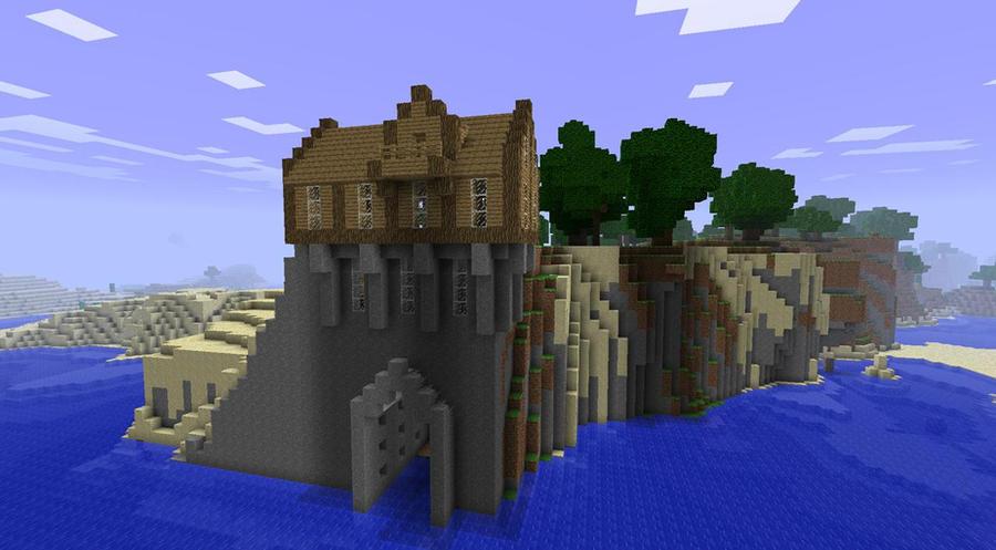 Minecraft By Zeziesc On DeviantArt