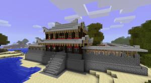 Minecraft by zeziesc