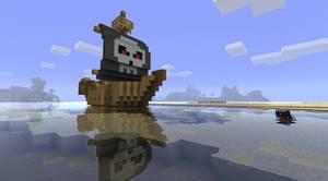 Minecraft - Pirates